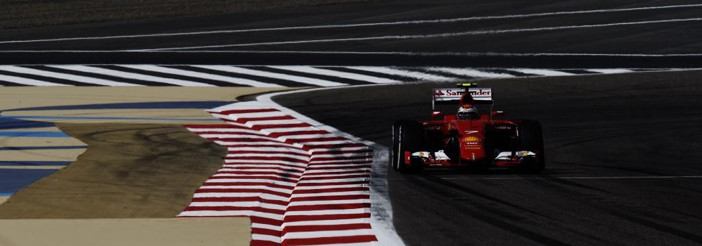 GP Bahrain F1 2015