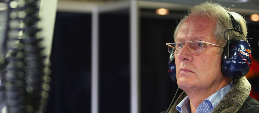 Marko Helmut F1 Red Bull