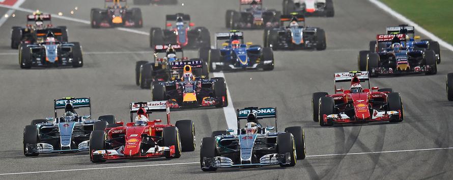 Raikkonen F1 Gp 2015 Bahrain