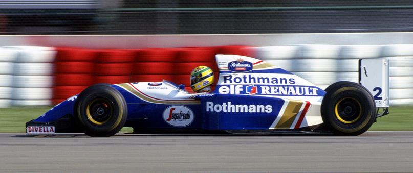 Ayrton Senna F1 imola 1994