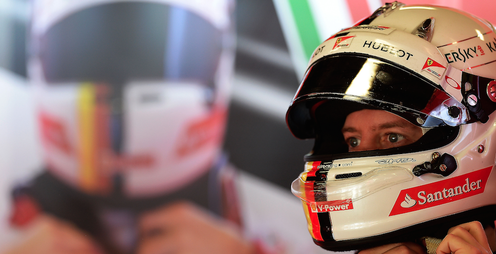 Gp Spagna F1 2015 Vettel
