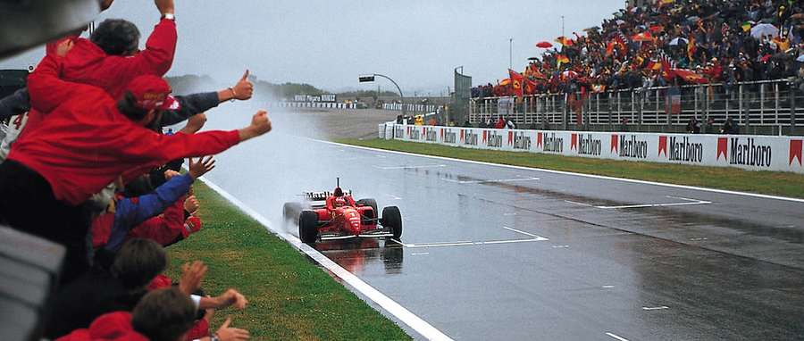 Gp Spagna F1 history remix