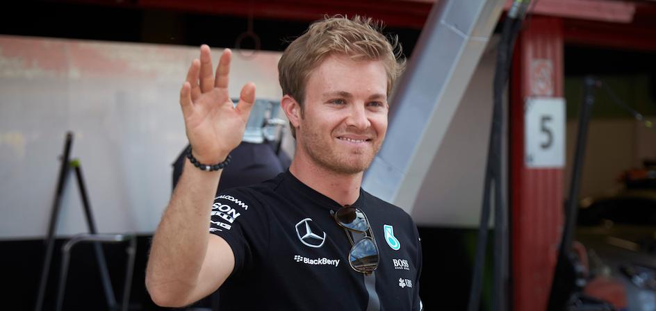 Rosberg Prove Libere 1 Spain 2015 F1