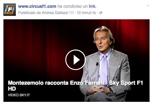 Video Intervista Montezemolo