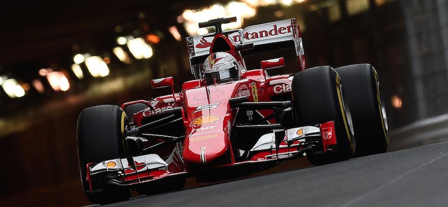 Vettel Gp Monaco 2015 F1