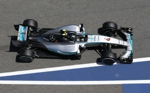 Rosberg Spain Gp F1