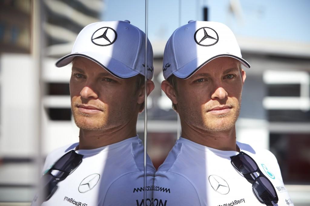 Rosberg Gp Monaco F1 2015