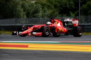Ferrari in Austria
