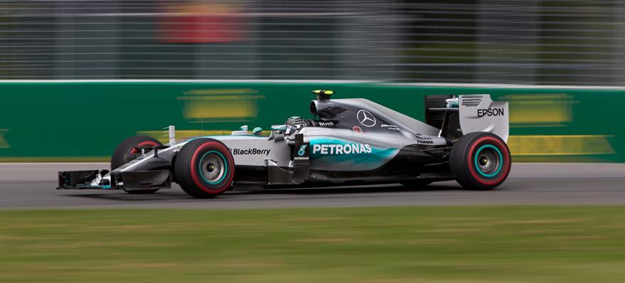 Gp Canada F1 Rosberg