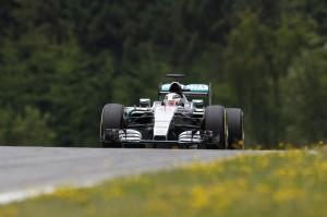 Hamilton Austria Gp F1