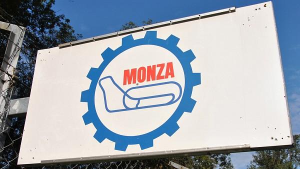 Gp Italia F1 Monza Logo