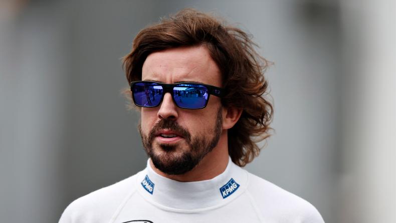 F1 Alonso McLaren Japan Gp