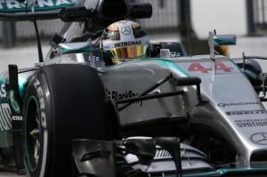 Hamilton F1 Monza Gp 2015