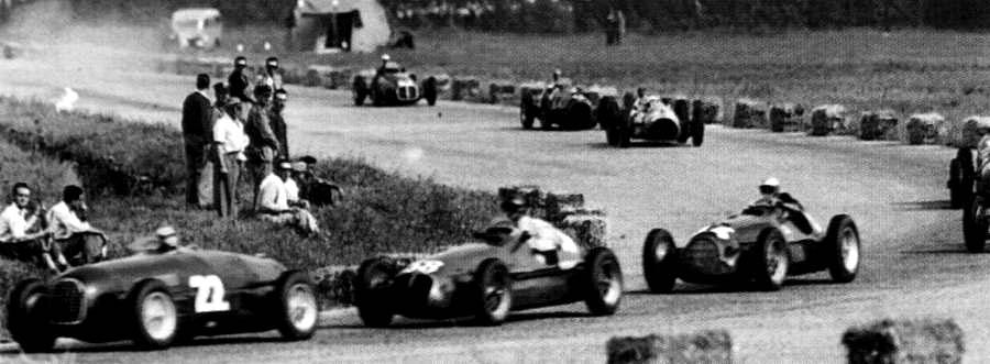 Monza F1 1950