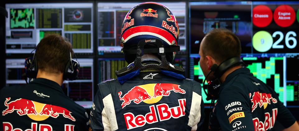 Red Bull F1 2015 Singapore