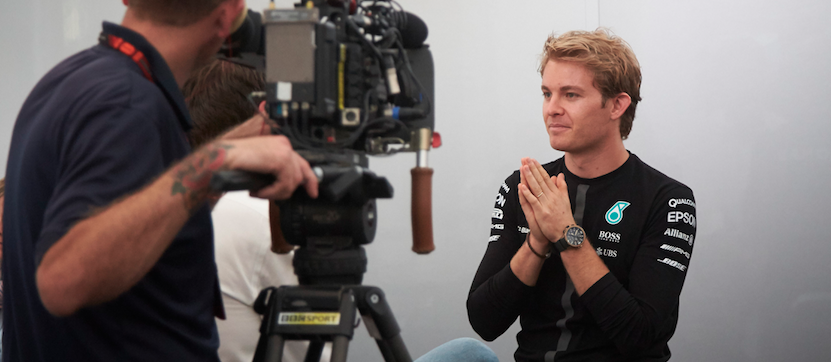 Rosberg F1 Japan 2015 Pole