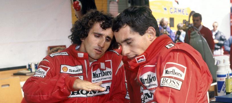 Senna-Prost-F1
