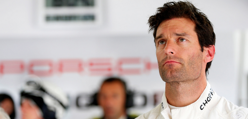 Webber WEC F1