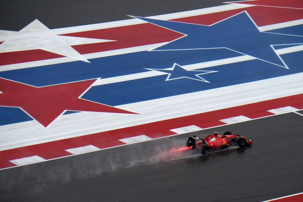 GP USA F1/2015  © FOTO STUDIO COLOMBO PER FERRARI