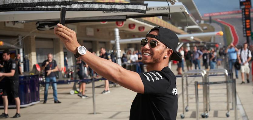 Hamilton campione del mondo F1 2015