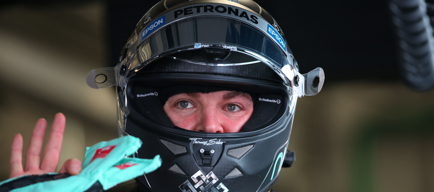 Rosberg Sochi F1