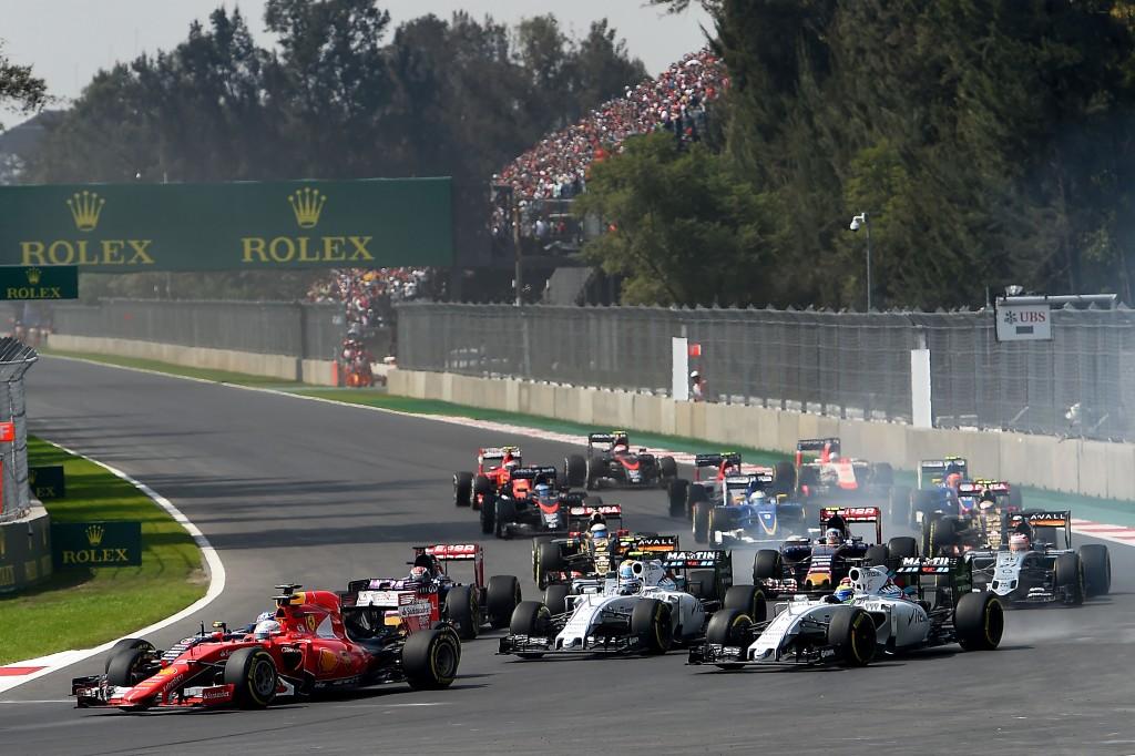 GP MESSICO F1/2015  © FOTO STUDIO COLOMBO PER FERRARI MEDIA