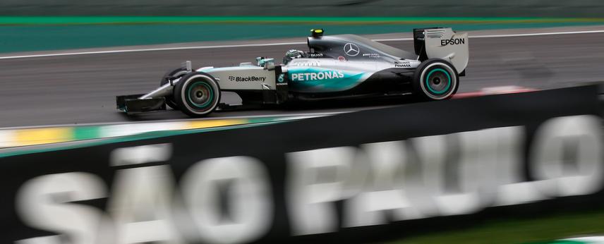 Rosberg Gp Brazil F1 2015