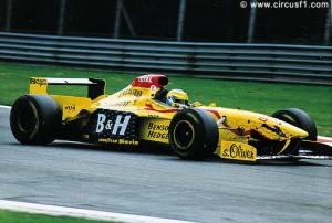 Jordan F1 Team 1997 - foto: A. Gallazzi, CircusF1