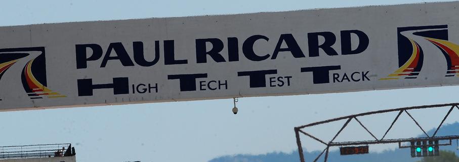 Test Pirelli F1 Paul Ricard Francia 2016