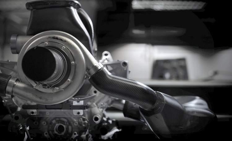 2016 F1 Engine