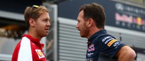 F1 Vettel Horner
