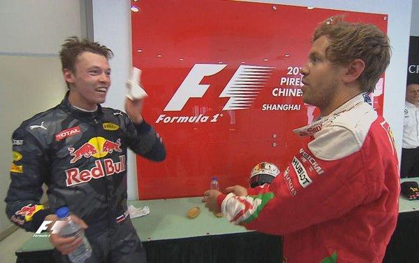 Vettel Kvyat