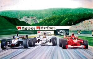 Spa-Francorchamps-Hakkinen-Schumacher