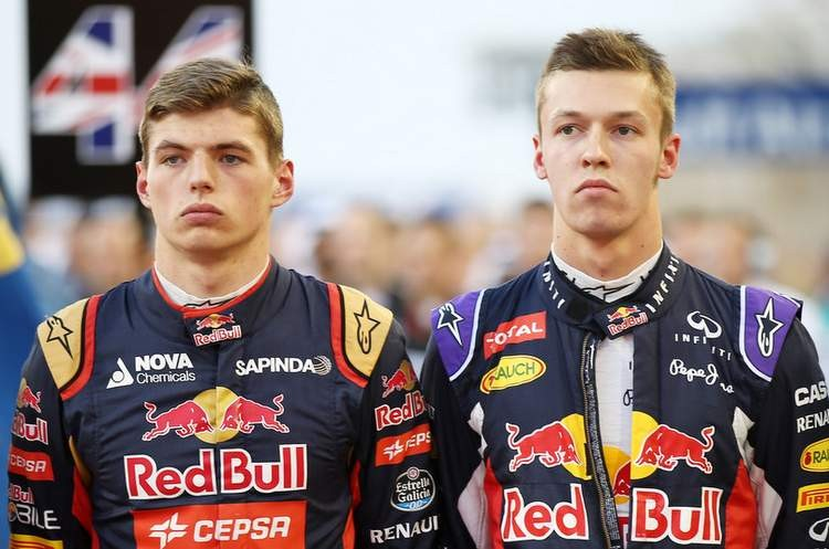 Verstappen-Kvyat-F1