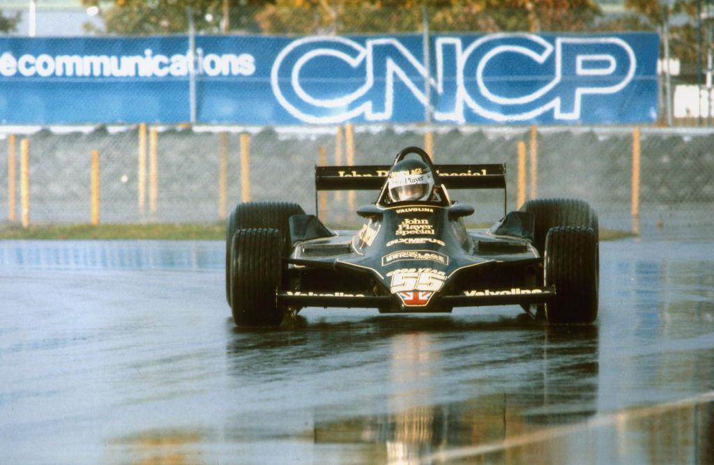 Canada GP F1