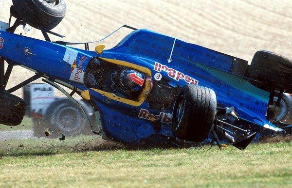 Gp Europa F1 1999: Diniz