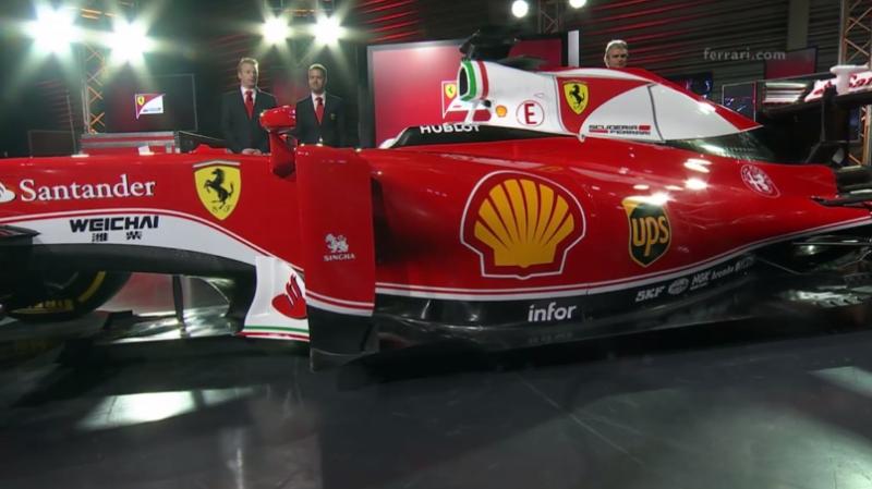 Campionato F1 SF16-H