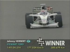 Gp Europa F1 1999: Herbert