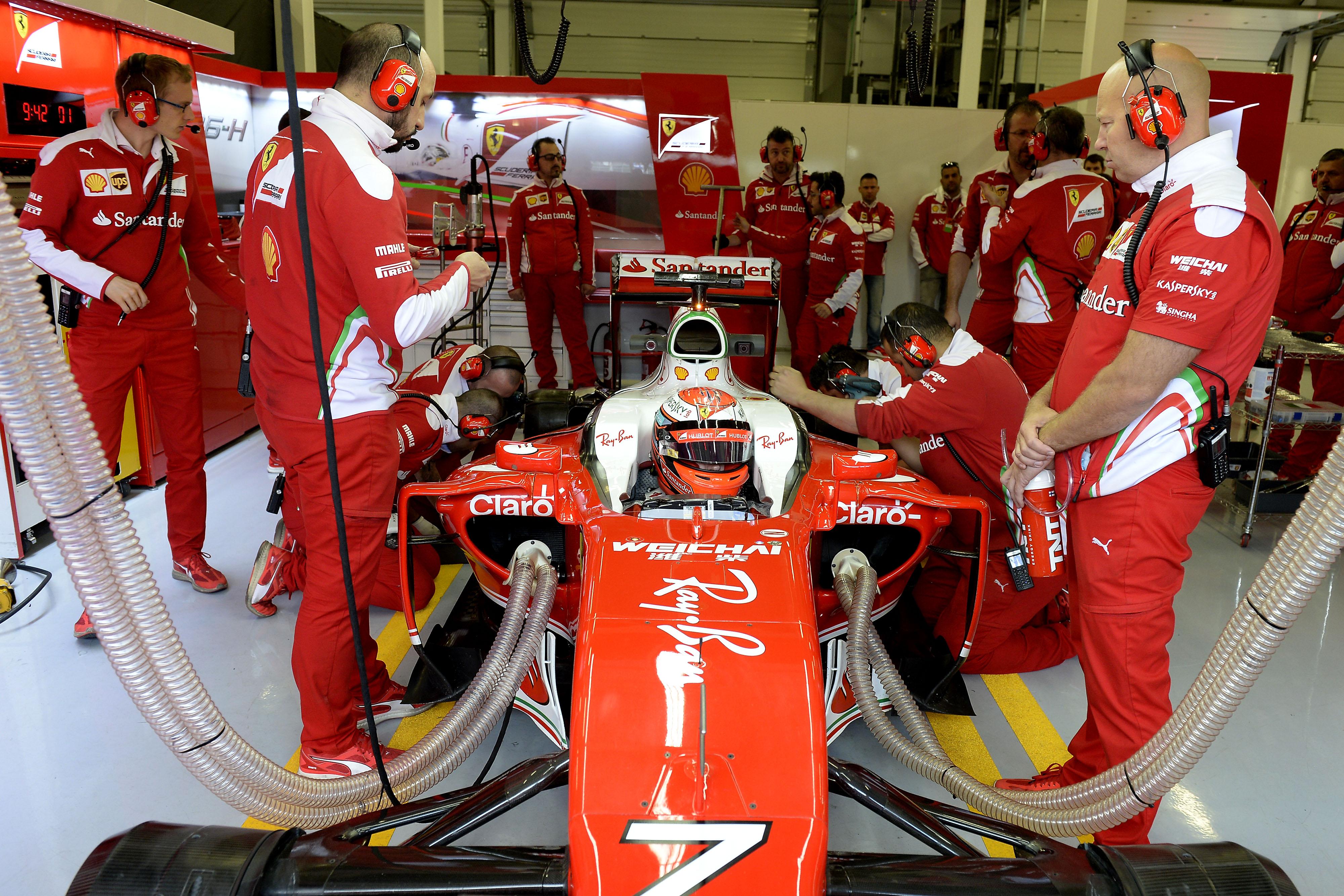 7e9bae32d63ff TEST GRAN BRETAGNA F1 2016 - SILVERSTONE (GRAN BRETAGNA) © FOTO STUDIO  COLOMBO