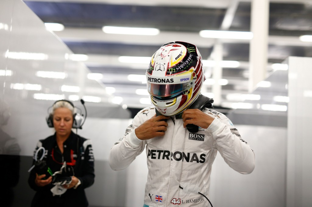 2016 British Grand Prix, Friday