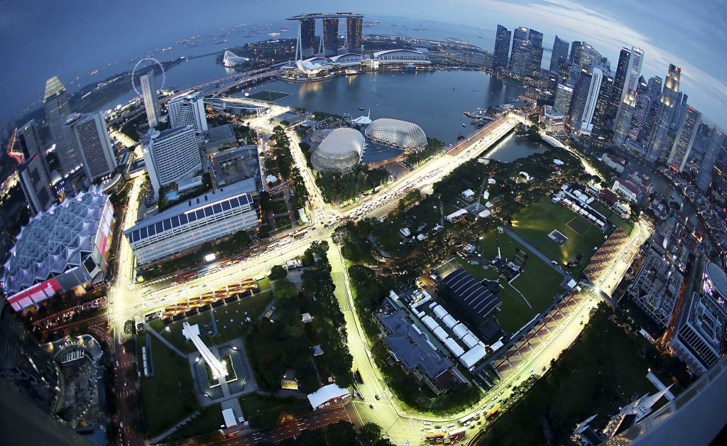 Singapore Formula 1