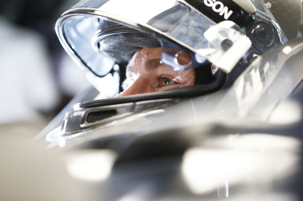 2016 Malaysian Grand Prix, Friday