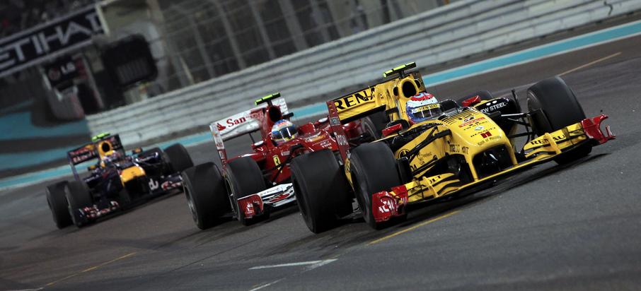 Abu Dhabi 2010 F1