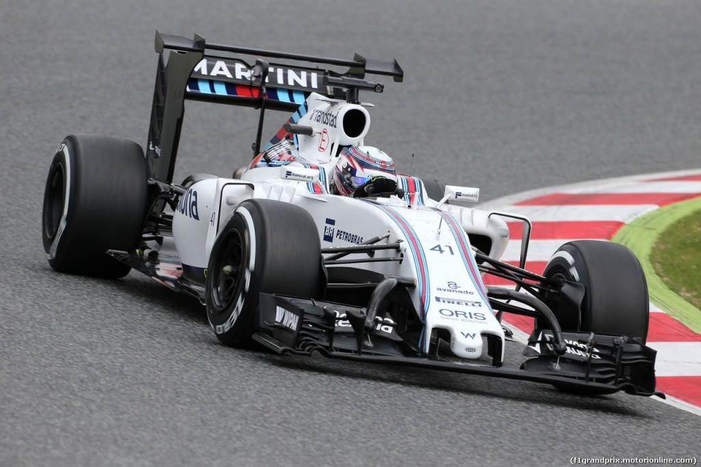 17 - 18 May 2016 - Formula One Testing, Barcelona
