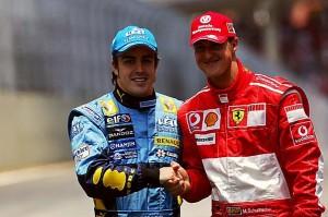 Fernando-Alonso-Renault-Michael-Schumacher-Ferrari-2006