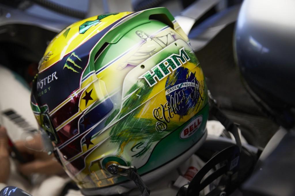 2016 Brazilian Grand Prix, Friday