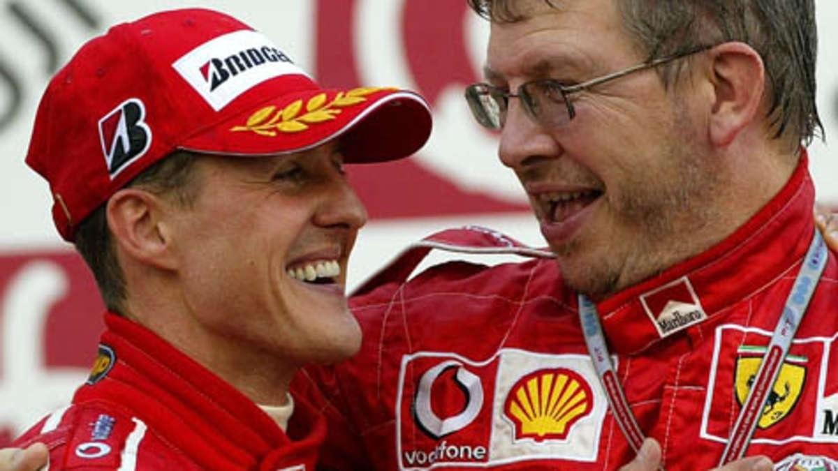 Finalmente buone notizie sulle condizioni di Schumacher