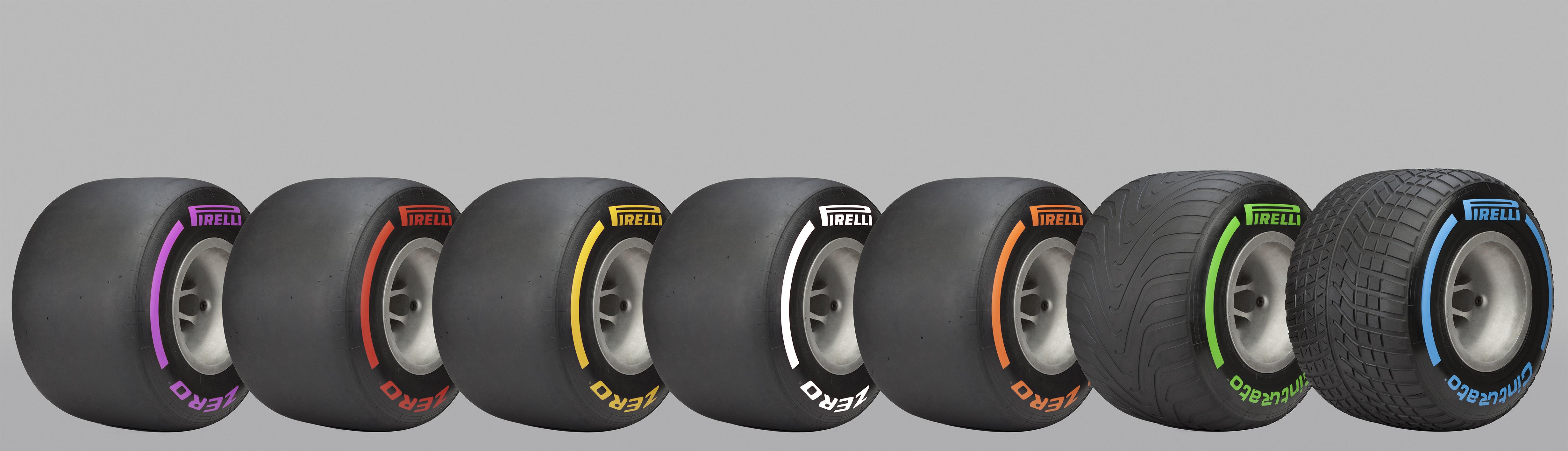 F1 2017 | Cosa succederà se i gommoni Pirelli non dovessero funzionare?