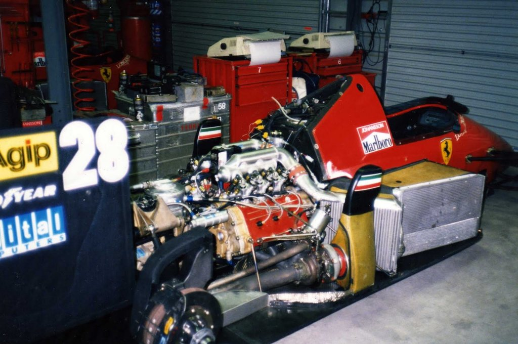 6 cilindri Turbo 80-88 FOTO 14