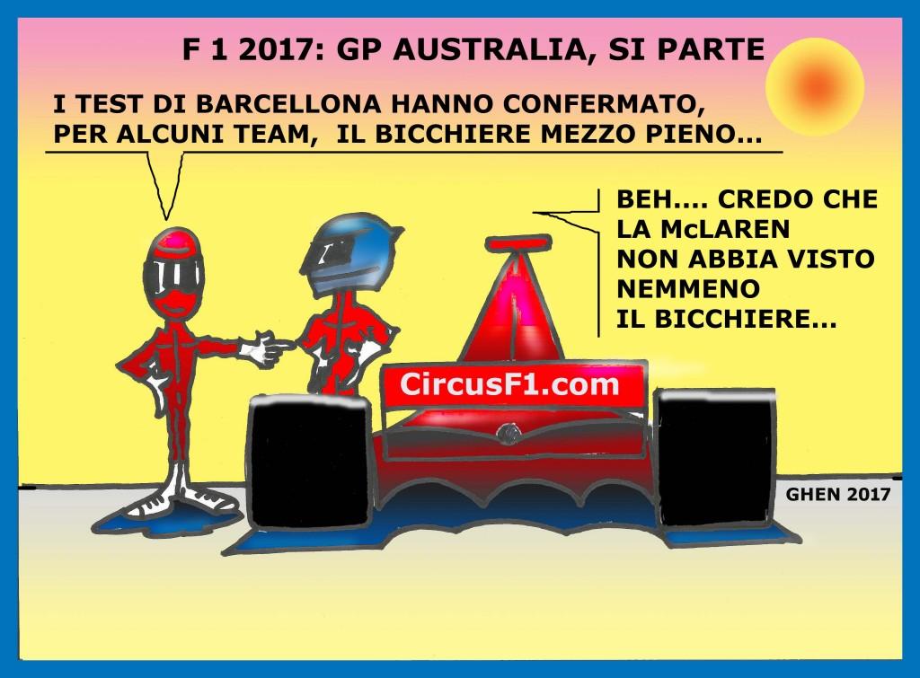 AUSTRALIA F1 2017
